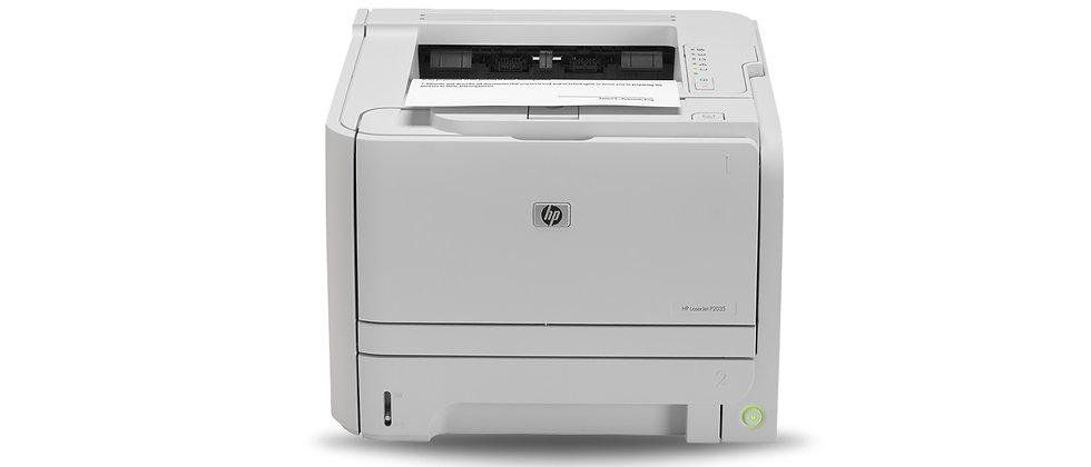 HP LaserJet Pro P2035