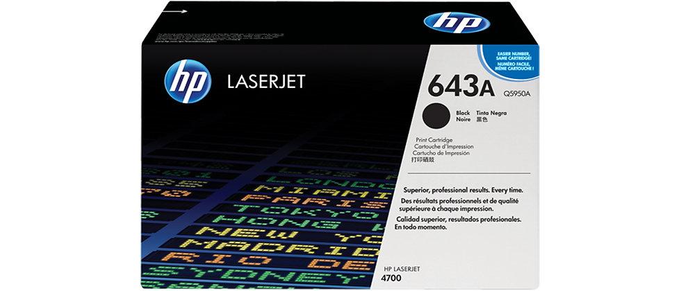 HP 643A Toner