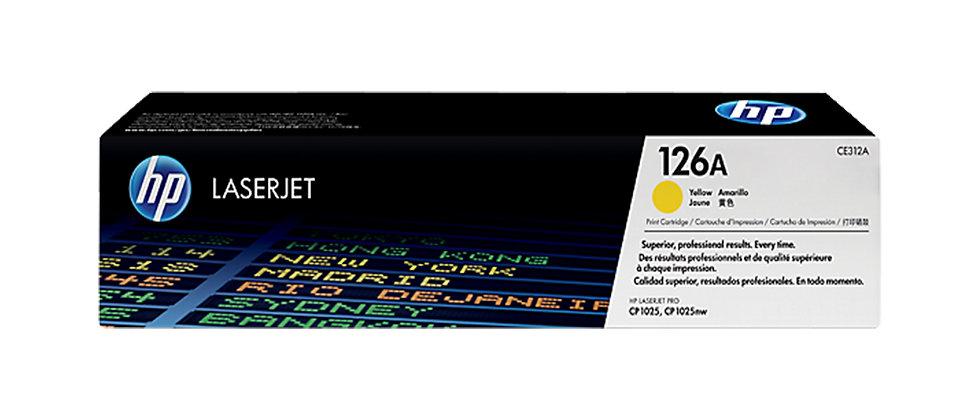 HP 126A/D Toner