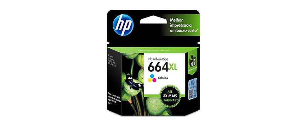 HP #664(F6V29AL)