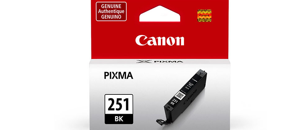 Canon 251 Ink Cartridge