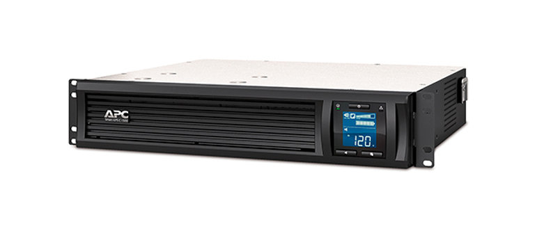 APC Smart-UPS C 1500VA LCD RM 2U 120V (SMC1500-2U)