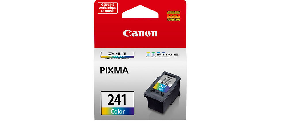 Canon 241 Colored Ink