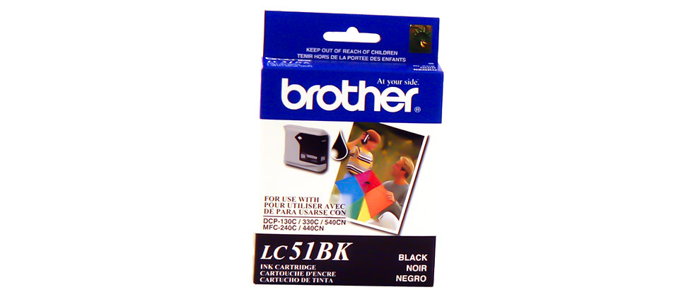 Brother LC51 Ink