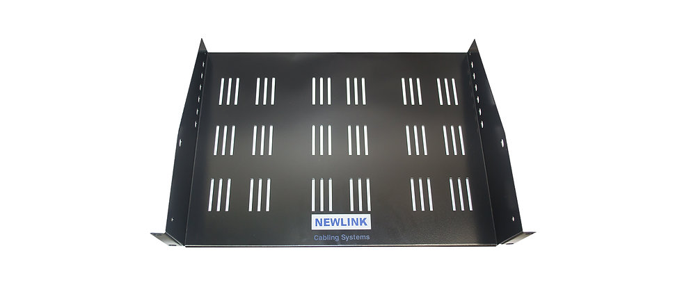 "NewLink 19"" Cantilevered Vented Shelf"