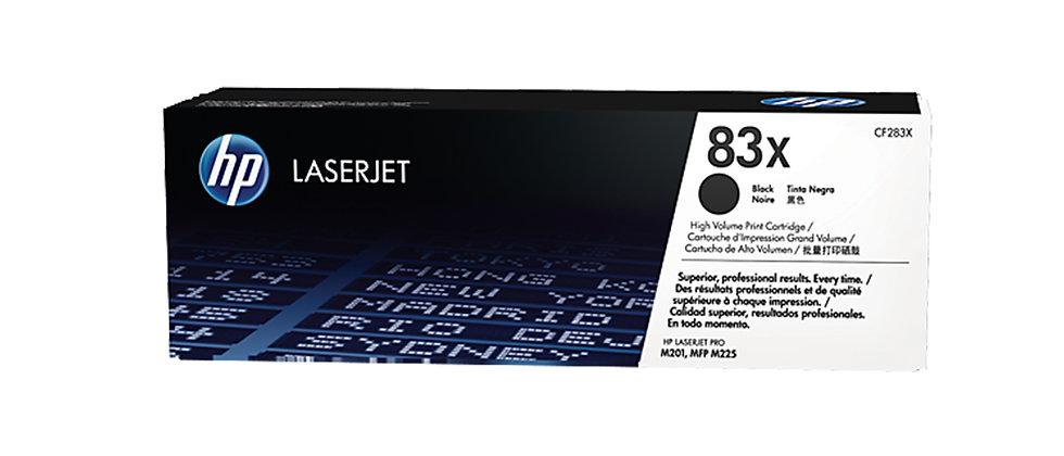 HP 83A/D/X Toner