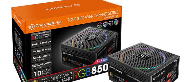THERMALTAKE RGB 850 POWERSUPPLY