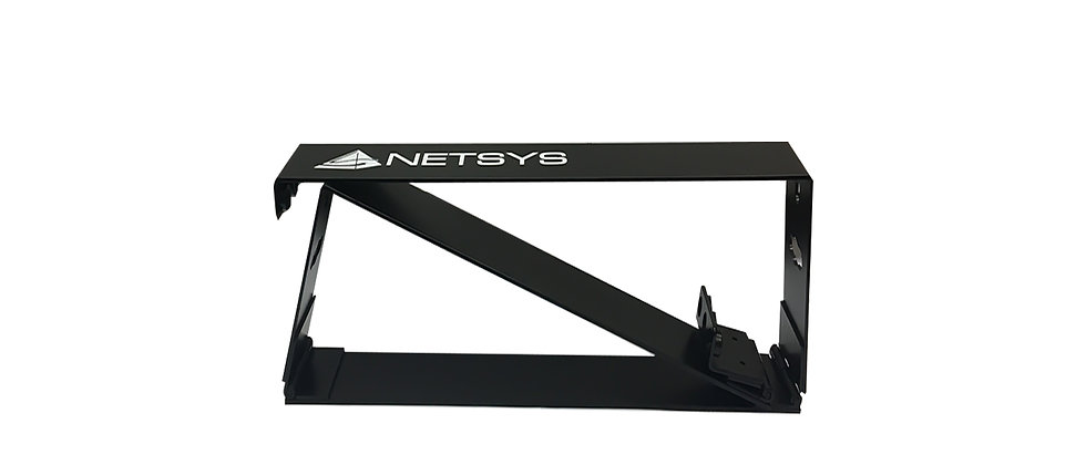 Netsys Wall Mount Bracket Folding Type 1U (NET-WMBRCK01)