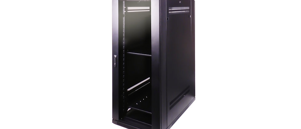 Netsys 42UR Server Enclosure Glass Door