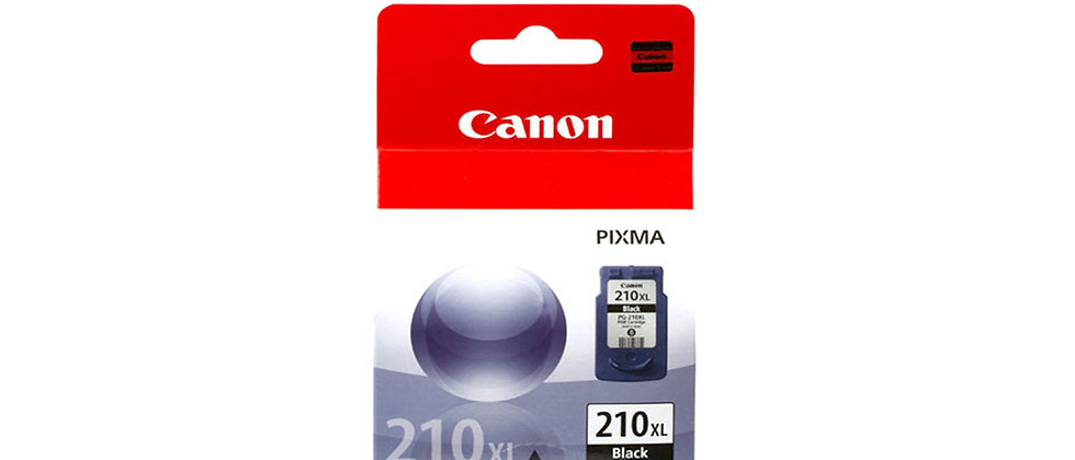 Canon 210 Black Ink