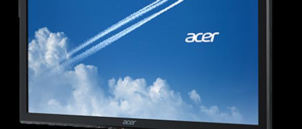 Acer 19.5 Inch Monitor -V206HQL