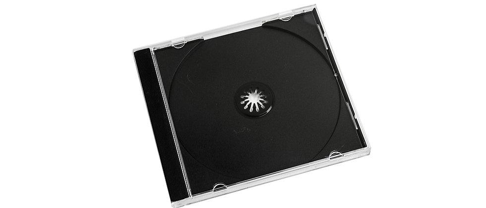 Standard Clear CD Case
