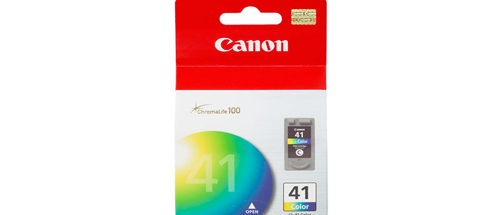Canon 41 Colored Ink