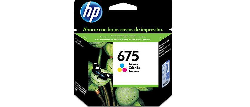 HP #675(CN691A)