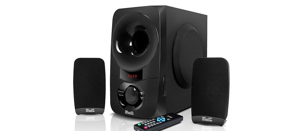 Klip Xtreme BluPulse 2.1 Stereo Speakers