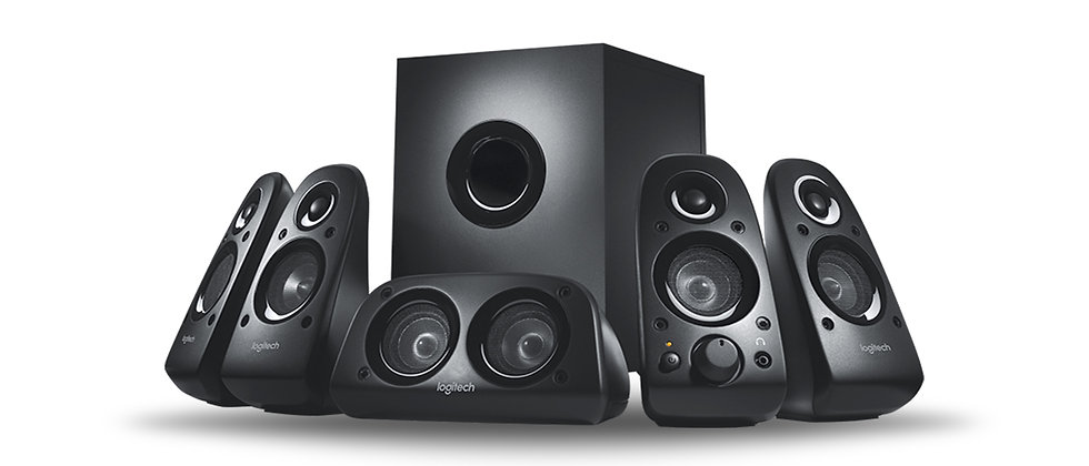Logitech Z506 Surround Sound System
