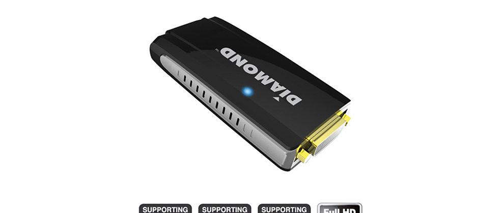 Diamond USB External Video Adapter