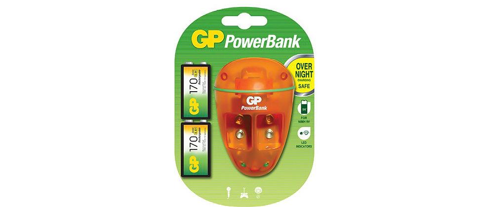 GP PowerBank 9V