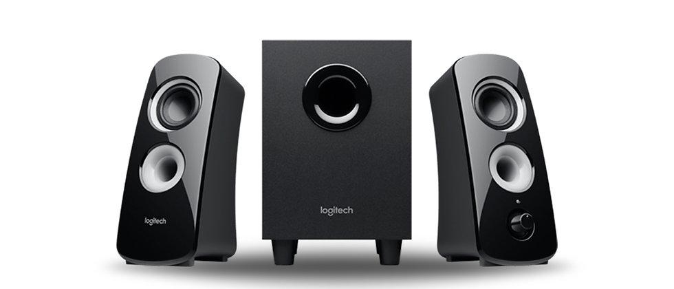 Logitech Z323 Stereo Speakers