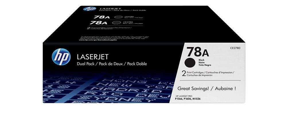 HP 78A/D Toner