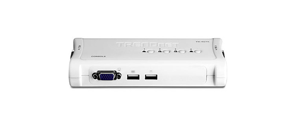 Trendnet KVM Switch