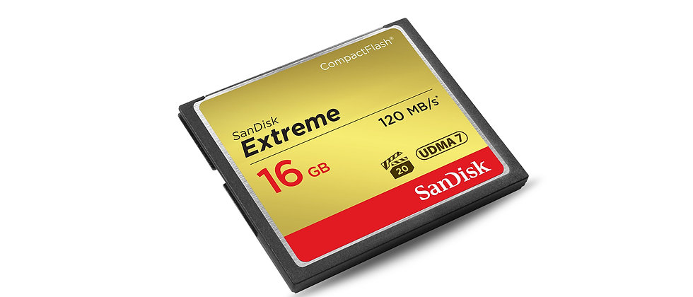 SanDisk Compact Flash Extreme