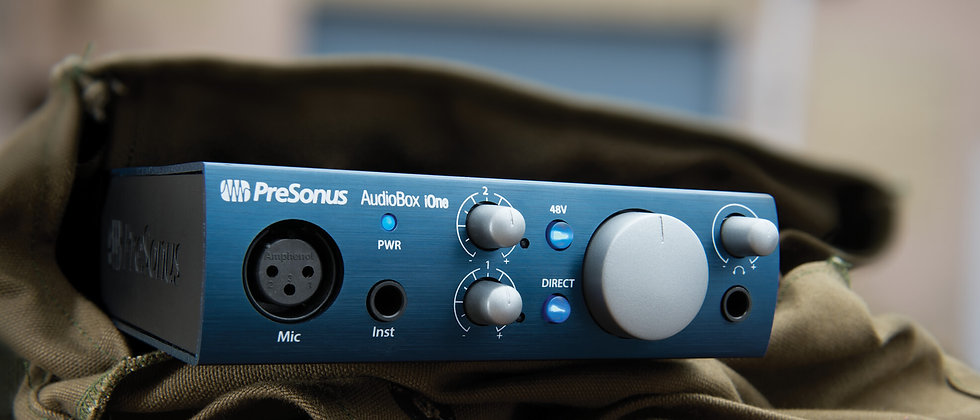 Presonus AUDIOBOX iONE STUDIO