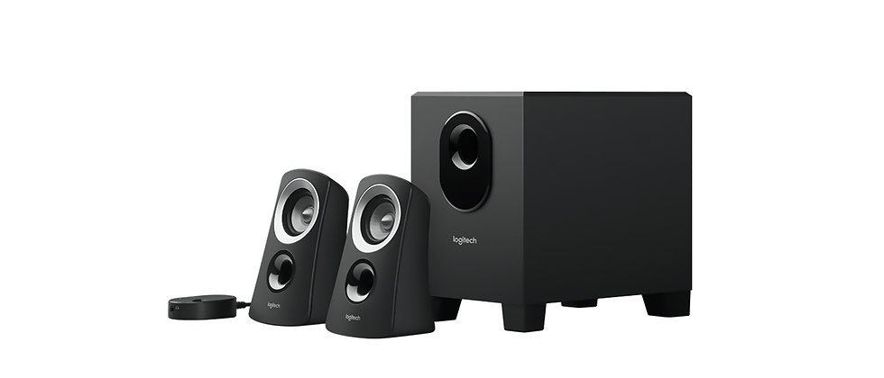 Logitech Stereo Speakers Z313