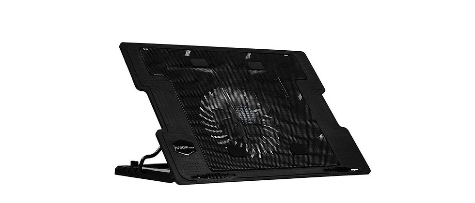 "Argom Tech Adjustable Cooling Pad (Up to 17"")"