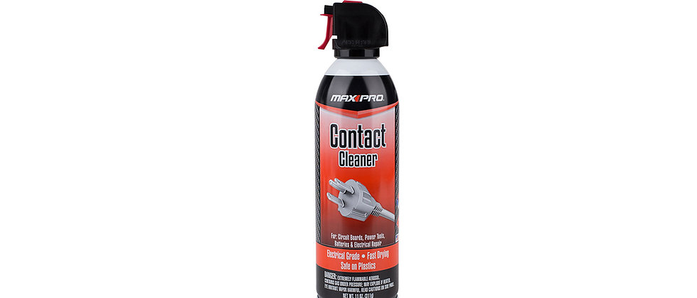 Max Pro Contact Cleaner