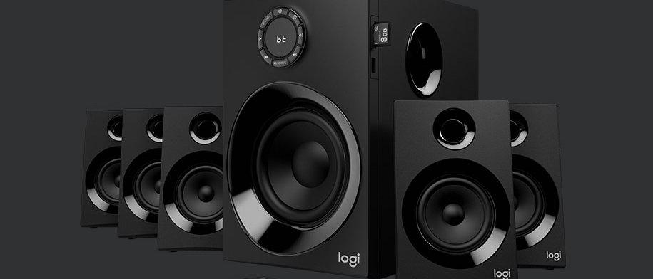 Logitech Z607