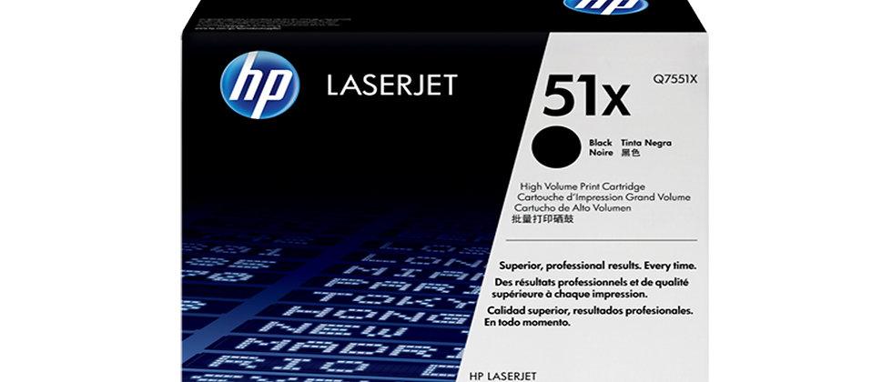 HP 51A/X Toner