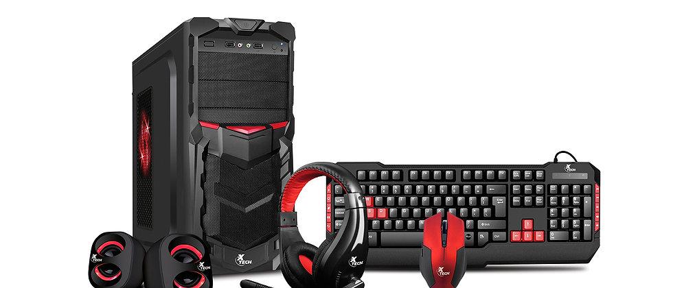 XTech XT-GMR-E - Desktop Case