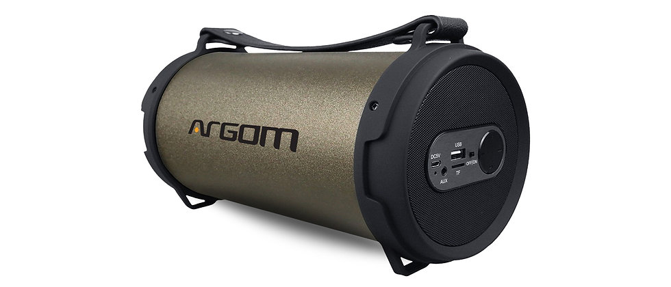 Argom Tech Bazooka Beats Bluetooth Speaker