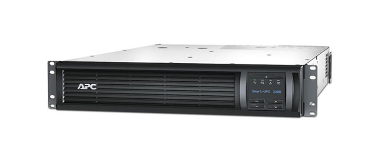 APC Smart-UPS 2200VA RM 2U LCD 120V(SMT2200RM2U)