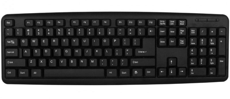 I-Source Unlimited Ultra Slim USB Keyboard