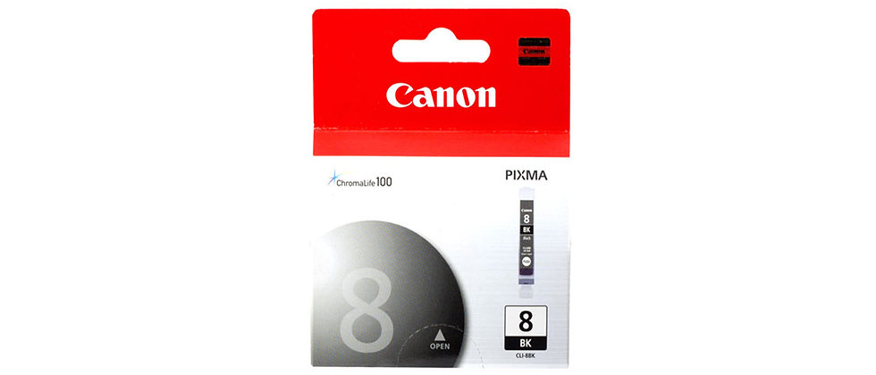 Canon 8 Black Ink