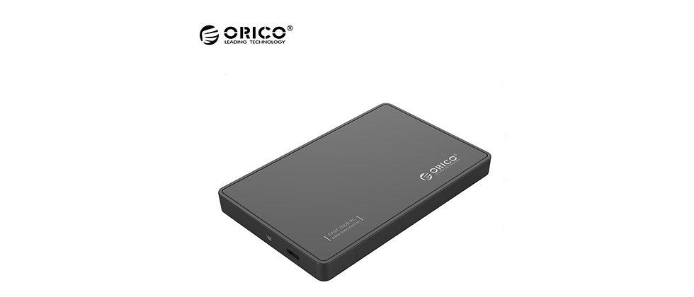 Orico 2.5 SATA Type C Hard Drive Enclosure