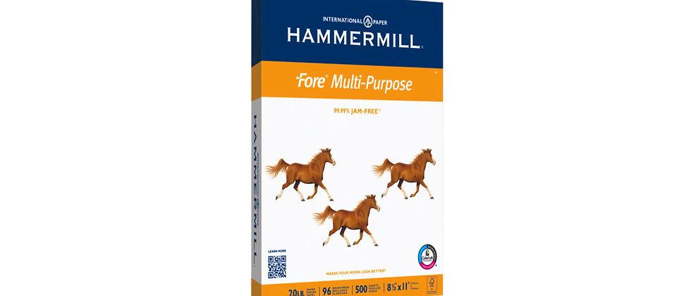 HammerMill 8.5 x 11 Paper