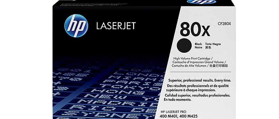 HP 80A/X/D Toner