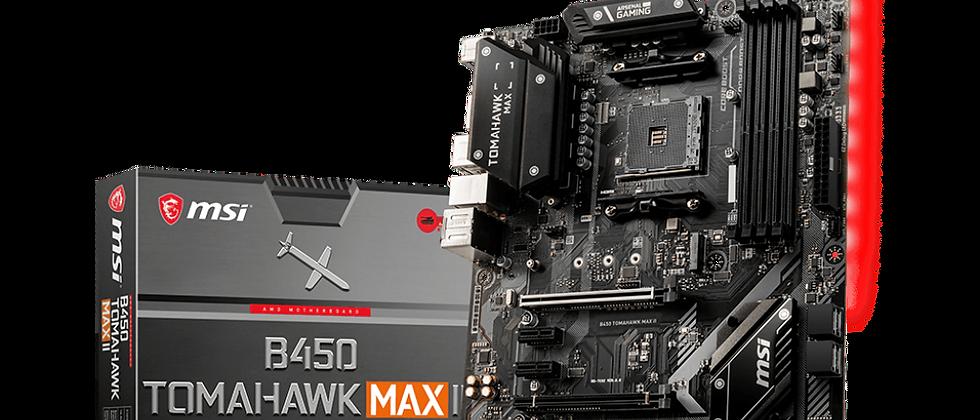 MSI B450 TOMAHAWK MAX 2
