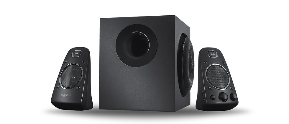 Logitech Z623 Stereo Speakers