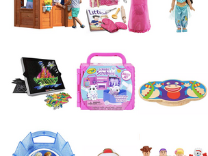 Toddler Girl Toy Guide 2019.