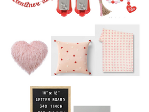Home Decor - Valentine's Day