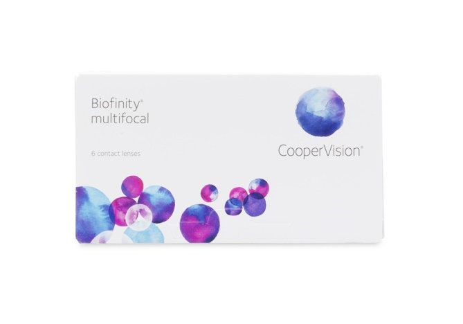 Monthly Biofinity Multifocal