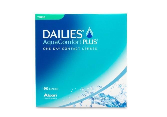 DAILIES AquaComfort Plus Astig