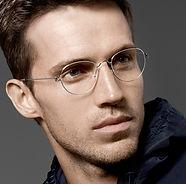 lindberg glasses, air titanium rim