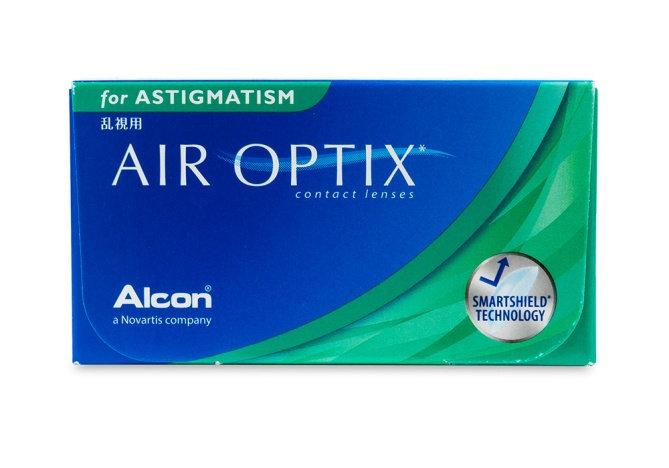 Monthly AIROPTIX Astig