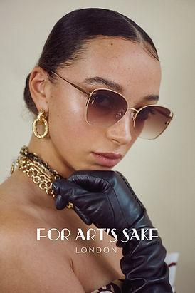 For Art's Sake sunglasses