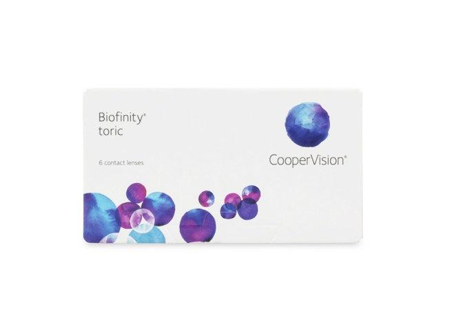 Monthly Biofinity/EasyClear Beyond Astig